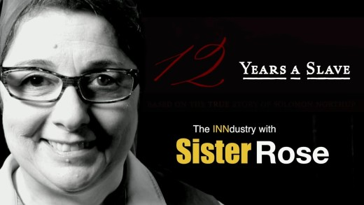 12 Years a Slave – Oscars 2014 – The INNdustry with Sister Rose