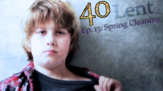 """40"" Ep 13: Spring Cleaning"
