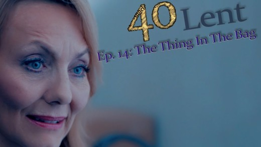 """40"" Ep 14: The Thing In The Bag"