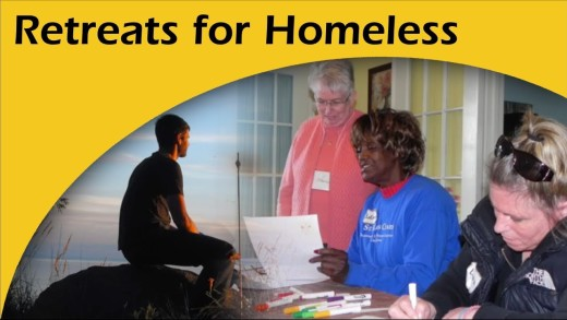 A Chance to Heal: Retreats For The Homeless
