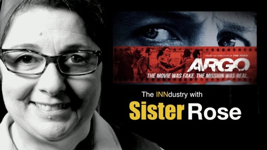 Argo – Oscars 2013 – The INNdustry with Sister Rose