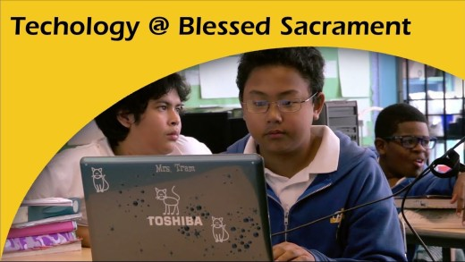 Blessed Sacrament to Get Tech Upgrade