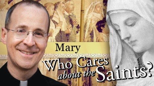 "Mary – ""Who Cares About the Saints?"" with Fr. James Martin, SJ"