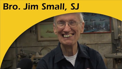 Bro. Jim Small, SJ: A Man for Others