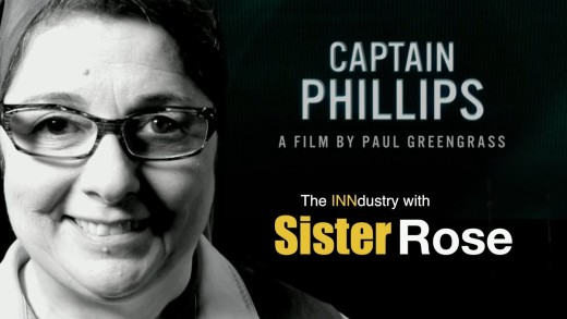 Captain Philips – Oscar 2014 – The INNdustry with Sister Rose