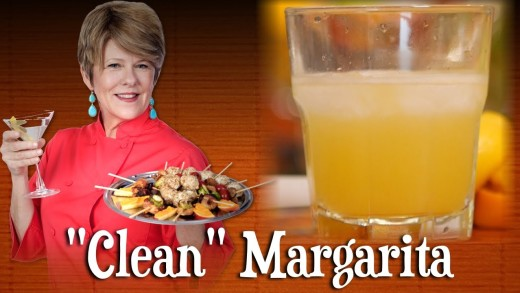 """Clean"" Margarita   Pre-Prans with Ruthie"