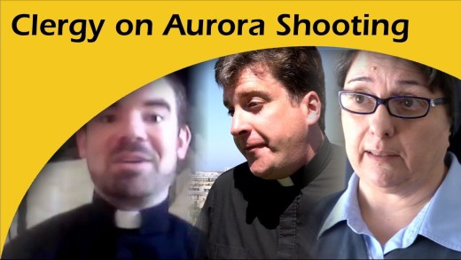 Clergy on Aurora Theater Shooting