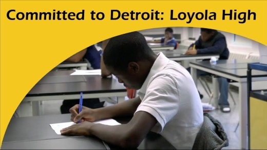Committed to Detroit: Loyola High School