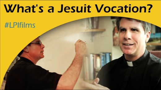 David Meconi, SJ: What is a Jesuit Vocation?