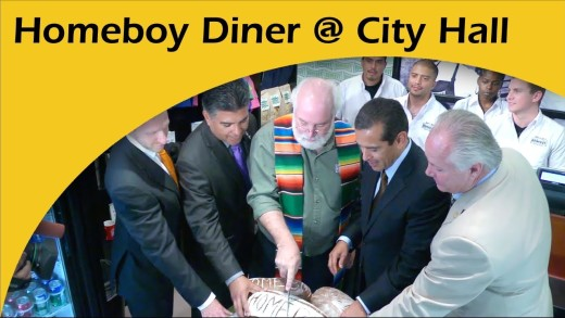 Ex-Gang Members Open Diner in City Hall