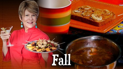 Fall Flavors   Pre-Prans with Ruthie