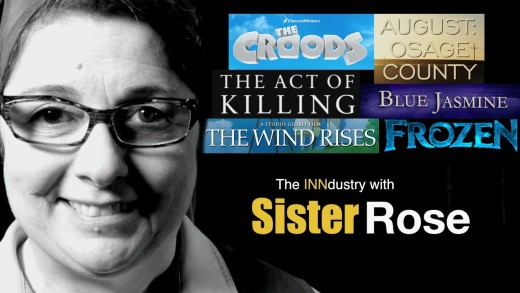 Film Mentions – Oscars 2014 – The INNdustry with Sister Rose