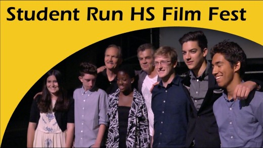 For Students, By Students: LHS Junior Produces First-Ever Film Fest