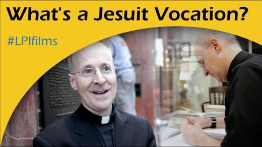 James Martin, SJ: What is a Jesuit Vocation?