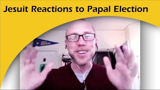 Jesuit Reactions to Papal Election