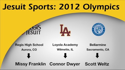 Jesuit Sports Update: Olympics 2012