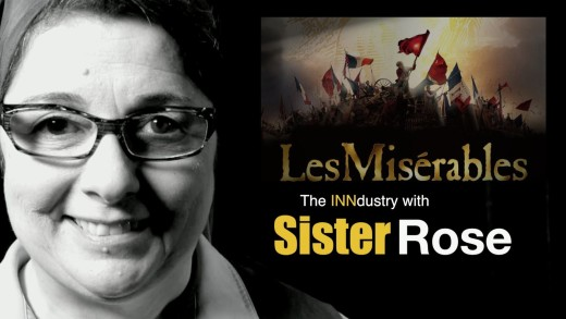 Les Miserables – Oscars 2013 – The INNdustry with Sister Rose