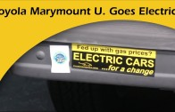 Loyola Marymount U. Expands EV Charging Stations