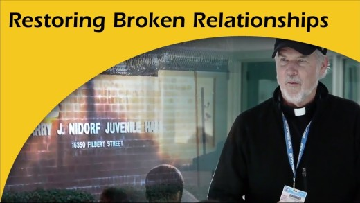 Mike Kennedy, SJ: Healing Broken Relationships
