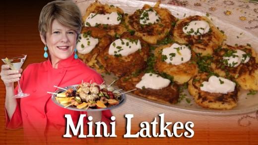 Mini Latkes | Pre-Prans with Ruthie