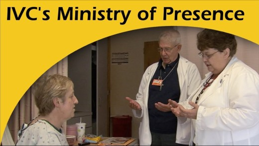 Ministry of Presence: Ignatian Volunteer Corps