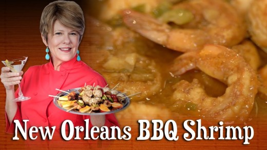 New Orleans BBQ Shrimp | Mardi Gras | Pre-Prans with Ruthie