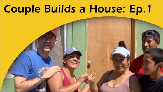 Newlyweds Build House for Tijuana Family – Episode 1-2