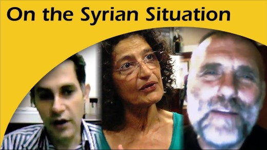 On the Syrian Situation with Paolo Dall'Oglio, SJ