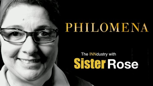 Philomena – Oscars 2014 – The INNdustry with Sister Rose