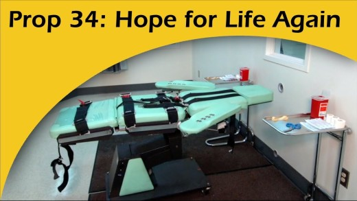 Prop 34: Hope for Life Again