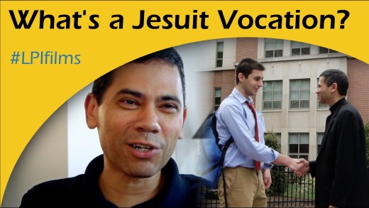 Ralph Cordero, SJ: What is a Jesuit Vocation?