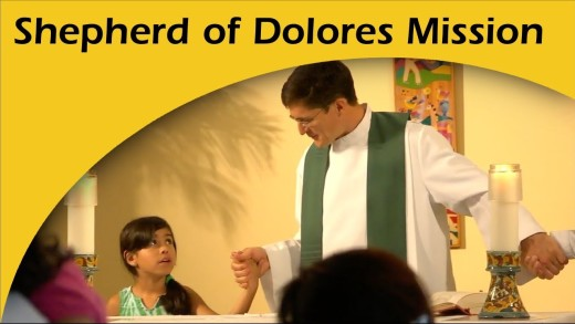 Scott Santarosa, SJ: Shepherd of Dolores Mission