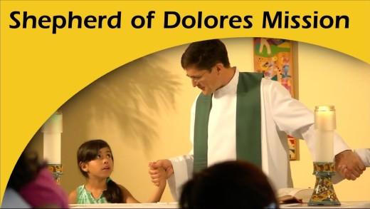Scott Santarosa, SJ: Shepherd of Dolores Mission