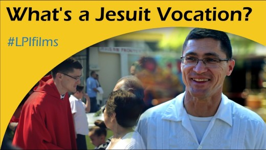 Scott Santarosa, SJ: What is a Jesuit Vocation?