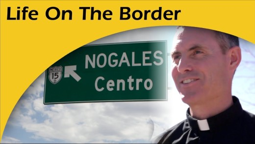 Sean Carroll SJ: Life On The Border