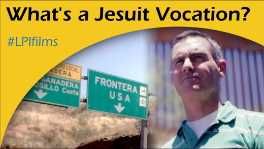 Sean Carroll, SJ: What is a Jesuit Vocation?
