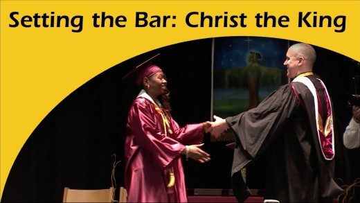 Setting the Bar: Christ the King's 1st Graduation