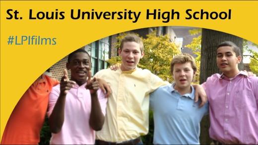 St. Louis University High, St. Louis