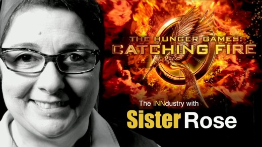 The Hunger Games: Catching Fire – The INNdustry with Sister Rose