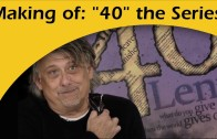 "The Making of ""40"" Lenten Webseries"
