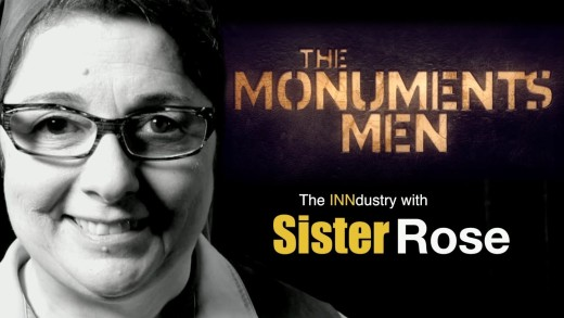 The Monuments Men – The INNdustry With Sister Rose