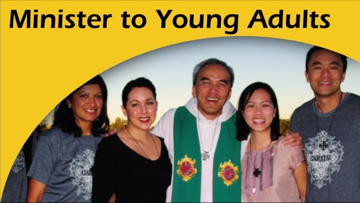 Tri Dinh, SJ: Minister to Young Adults