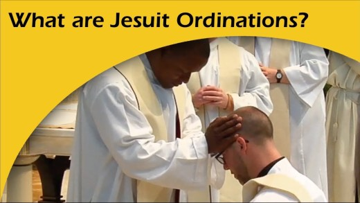 What Are Jesuit Ordinations?