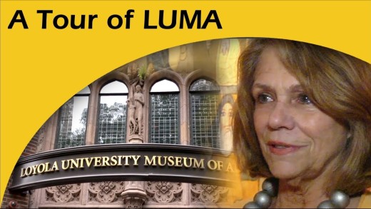 Where Art and Faith Collide: LUMA