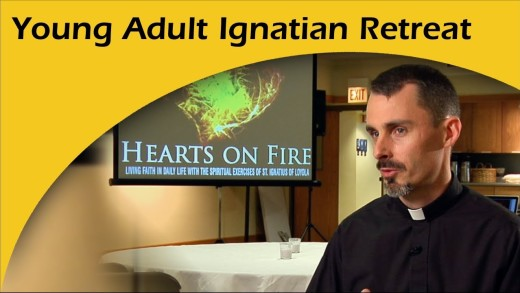 Young Adult Ignatian Retreat: Hearts on Fire