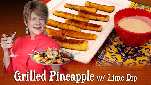Grilled Pineapple | Pre-Prans with Ruthie
