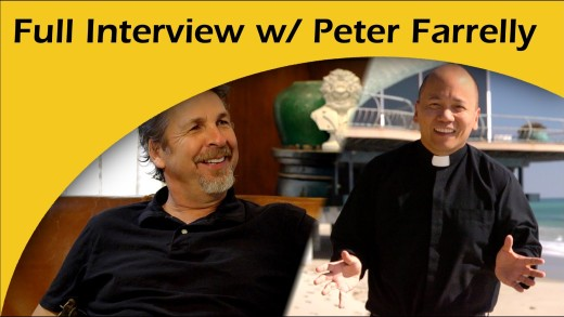 Full interview with Dumb and Dumber director Peter Farrelly