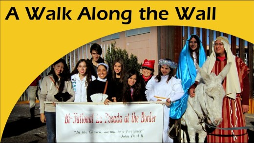 A Walk Along the Wall:  How the Posada story is lived today