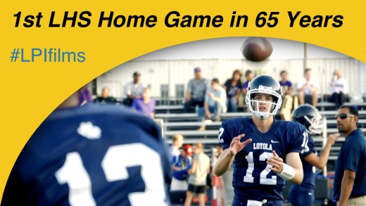 Cubs vs. Saints: LHS Plays First Home Game in 65 Years