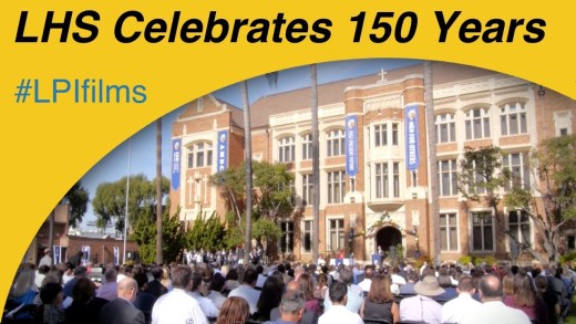 Past, Present, Future: LHS Celebrates 150 Years